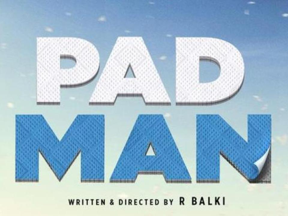 The problem with Pad Man - bloc